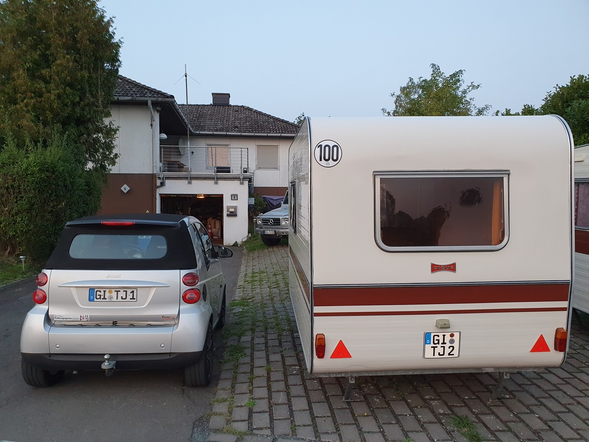 SafetyCar und der kleine Franzose
