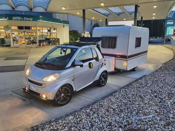SafetyCar 3.0 und der kleine Franzose